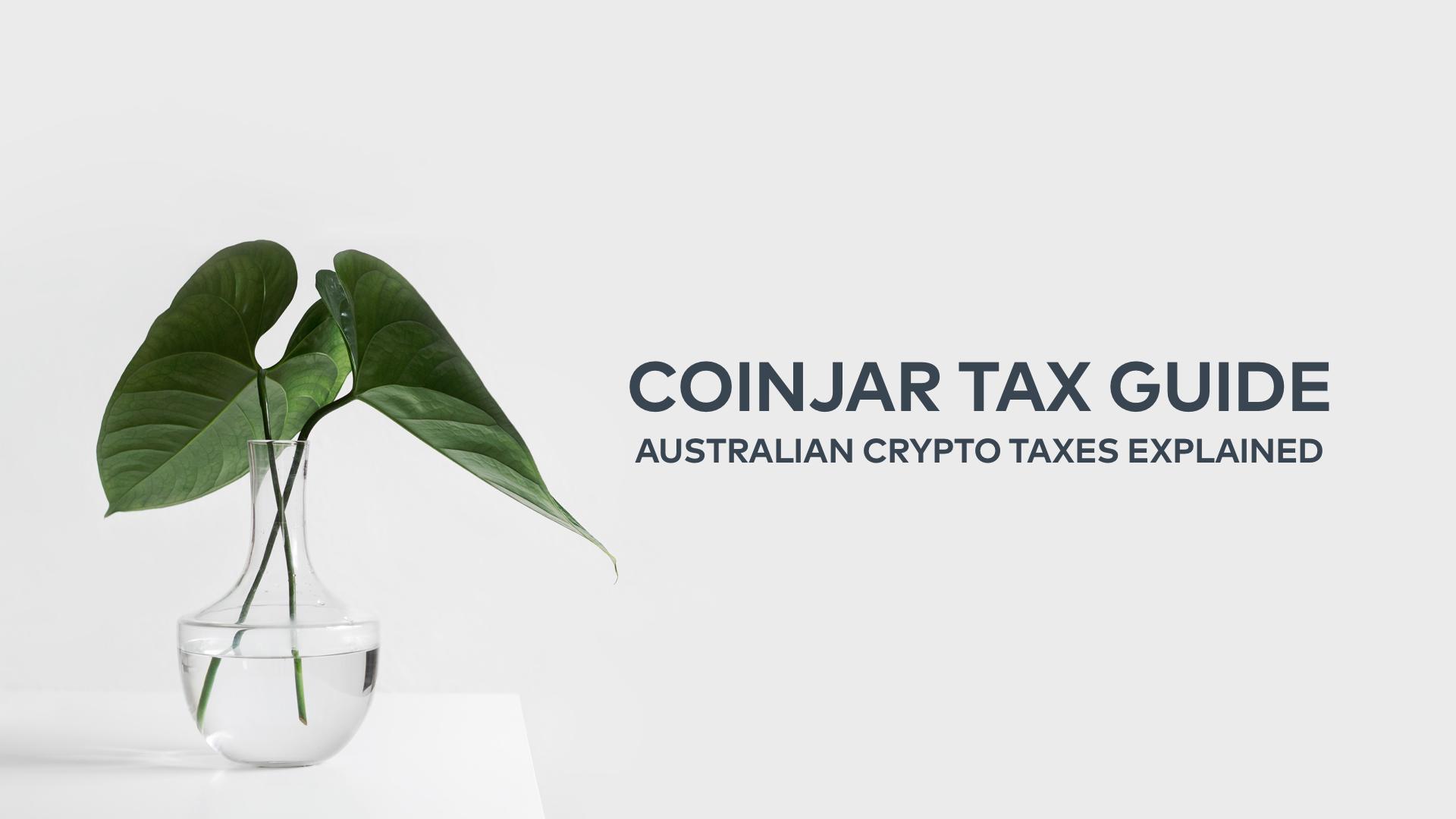 Crypto Tax Australia